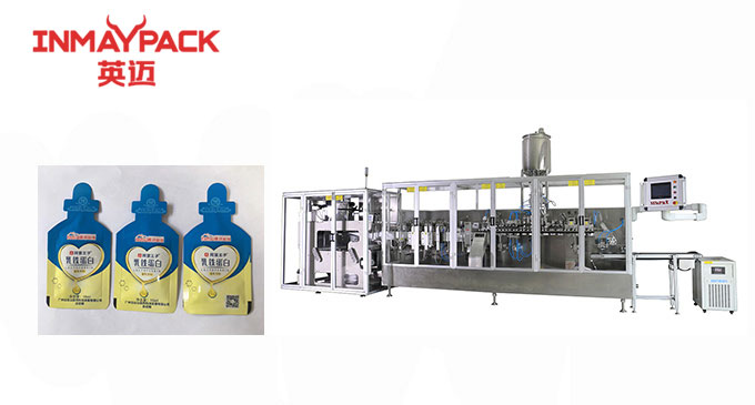 Special made doy pack standup pouch packaging machine